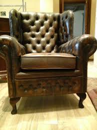 poltrona usata divani chesterfield vintage usati e nuovi 2015