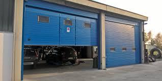 porte per capannoni portoni industriali e porte carrelli elevatori portoni garage