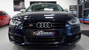 Audi Q7 Black Edition - used 2015 audi a4 s4 avant quattro black edition nav for sale in
