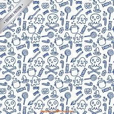 doodle vectors free pattern in doodle style vector free