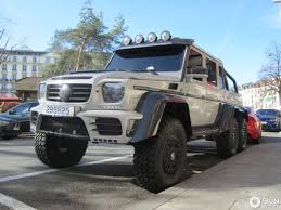 mercedes 6x6 mercedes benz mansory gronos g 63 amg 6x6 25 february 2017