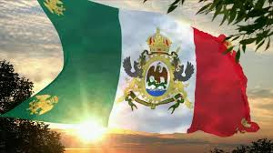 Mexicans Flags Flag And Anthem Of The Second Mexican Empire 1863 1867 Youtube