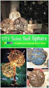 Outdoor Christmas Lights Ideas by Diy Outdoor Christmas Lighting Craft Ideas