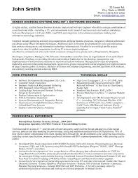 resume format exles documentation of android sle software developer resume information technology cover