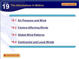 the atmosphere in motion ppt download