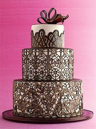 cake ideas picture of lace wedding cake ideas