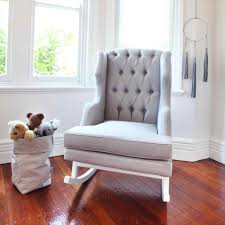 Nursery Upholstered Rocking Chairs The Images Collection Of Rocking Chair Style U Jacshootblog