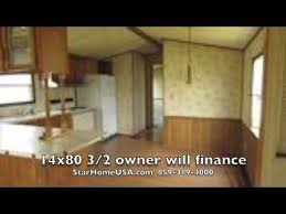 Skyline Mobile Home Floor Plans 14x80 Mobile Home Repo Owner Will Finance Trailer House