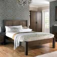 Walnut Bed Frames Bentley Designs Lyon Walnut Kingsize Bed Frame Furniture123