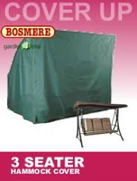 3 seater hammock cover bosmere c505 47 4 garden4less uk shop