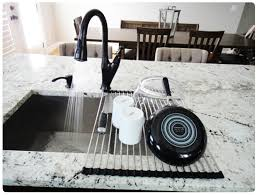 Closetmaid Dish Drainer Best Over The Sink Dish Drainer