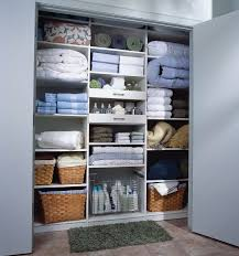 Bathroom Closet Storage Ideas Amazing Best 25 Linen Closets Ideas On Pinterest Bathroom Closet