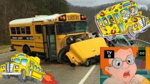 School Bus Meme - magic school bus memes compilation youtube