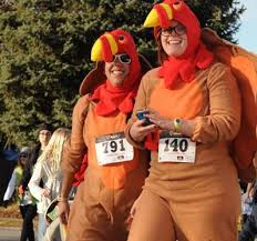 reasons why you should do a 5k this thanksgiving