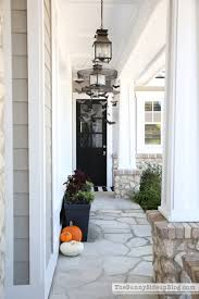 happy halloween porch the sunny side up blog