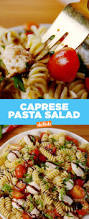 best caprese pasta salad recipe how to make caprese pasta salad
