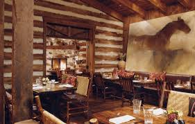 Salish Lodge Dining Room by Sundance Resort Utah Cellophaneland