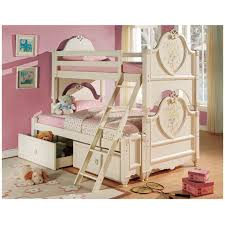 Princess Castle Bunk Bed Rooms To Go Bunk Beds With Trundle Home Design Ideas For Top