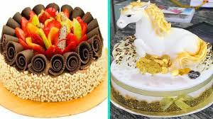 best cake decorating tutorial 2017 top cakes decorating ideas