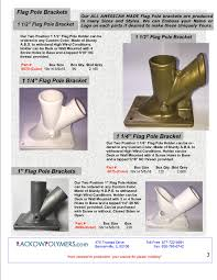 Position Of Flags Rackow Polymers Corporation Flag Parts Catalog
