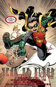 robin son of batman comic book tv tropes