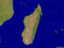 Madagascar Map Primap National Maps