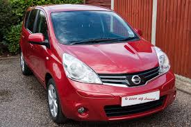 nissan note 2009 nissan note review and photos