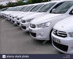 citroen long term rental europe airport car hire stock photos u0026 airport car hire stock images alamy