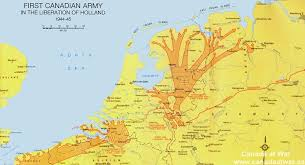 belgium and netherlands map wwii canadians in belgium canada at war