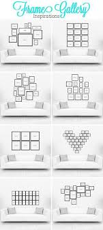 ideas for displaying pictures on walls creative diy photo display wall art ideas