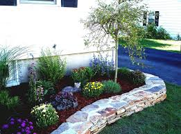 Backyard Plants Ideas Front Yard 56 Singular Front Garden Plant Ideas Image Design