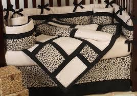 Cheetah Print Crib Bedding Set Animal Safari Jungle Baby Bedding 9 Pc Jungle Print Crib Set