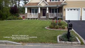 low maintenance landscape ideas for front yards in ma decorative