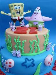 spongebob squarepants 21st birthday cake debbie cowley flickr