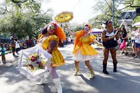 new orleans mardi gras costumes mardi gras 2018 parades for saturday feb 3 new orleans event
