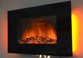 Led Fireplace Heater by Brand New 36