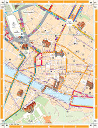 Map Of Florence Italy Travel Information
