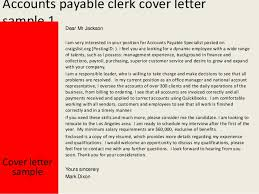 cover letter sample for bookkeeper account payable cover letter templates franklinfire co