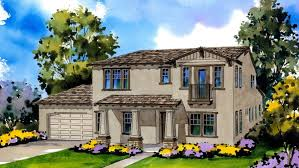 residence 1 chapman floor plan in stafford at greenwood