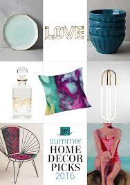 spring 2017 home decor trends spring 2017 home decor picks lesley myrick art design