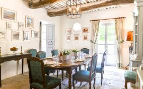salle a manger provencale stunning property in an exceptional setting