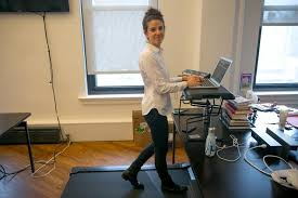 Walking Desk Treadmill I Used A Treadmill Desk For A Month U0026 Here U0027s What Happened