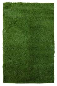 Outdoor Grass Rugs Green Grass Shag Indoor Outdoor Area Rug 8 X 10