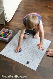 Floor Games by Four Simple Alphabet Games That Preschoolers Will Love