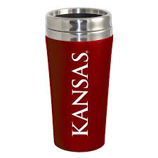 Kansas travel cups images Kansas jayhawks fan shop sports full time jpg
