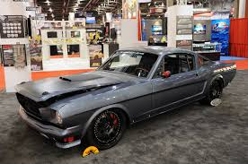 ring brothers mustang for sale sema 2010 ring brothers 1966 mustang race car mustangs daily