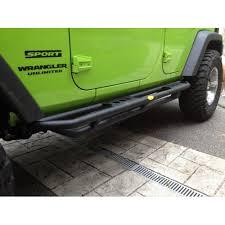 jeep wrangler side steps for sale smittybilt src rock armor side 1 bar 07 15 jeep