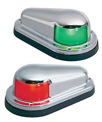 perko led navigation lights perko inc catalog navigation lights horizontal mount side