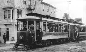 Charleston Trolley Map Albany Streetcar System