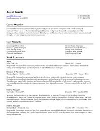 District Manager Sample Resume by 28 District Manager Sample Resume Bank Manager Resume Student
